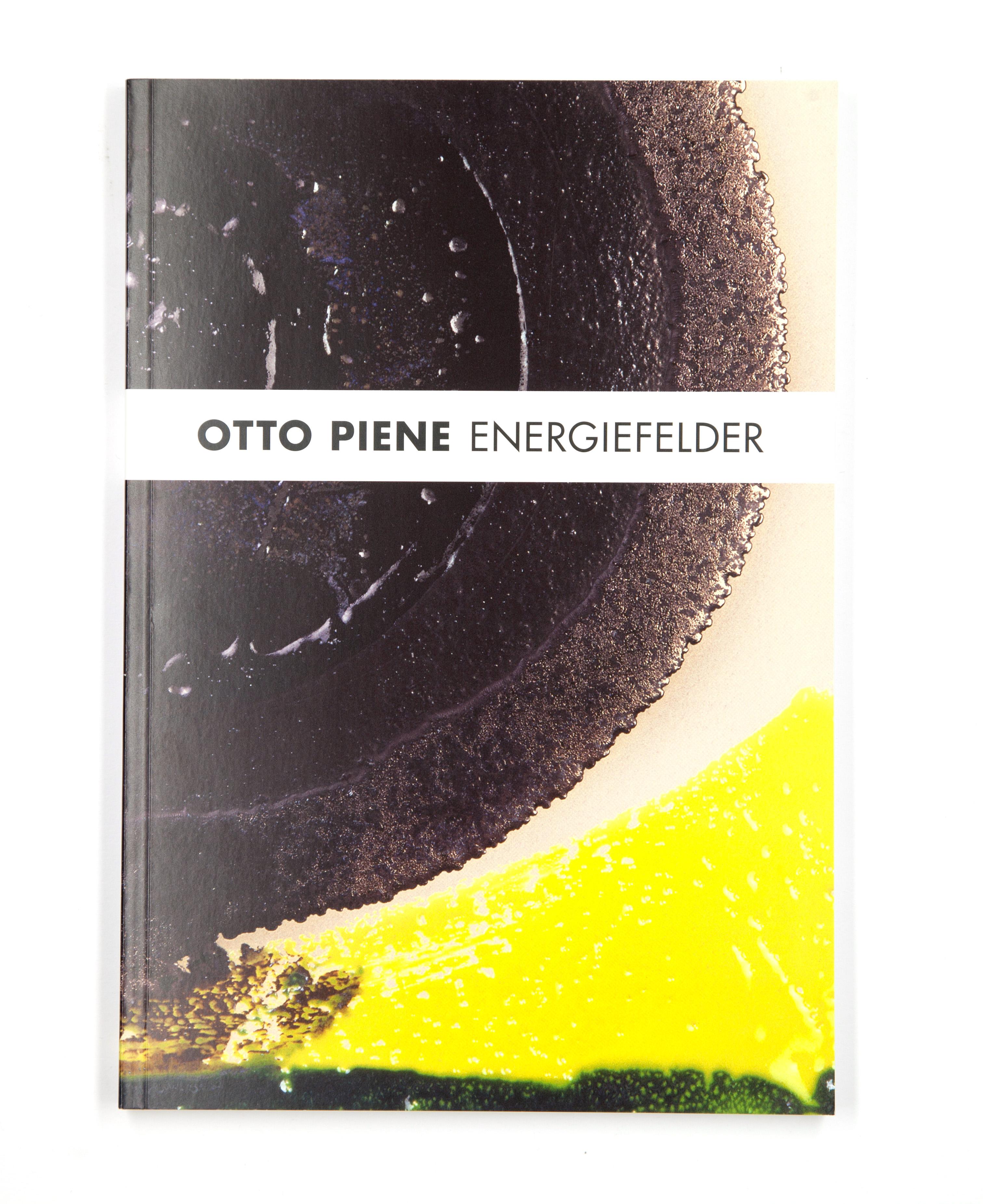 Otto Piene: Energiefelder