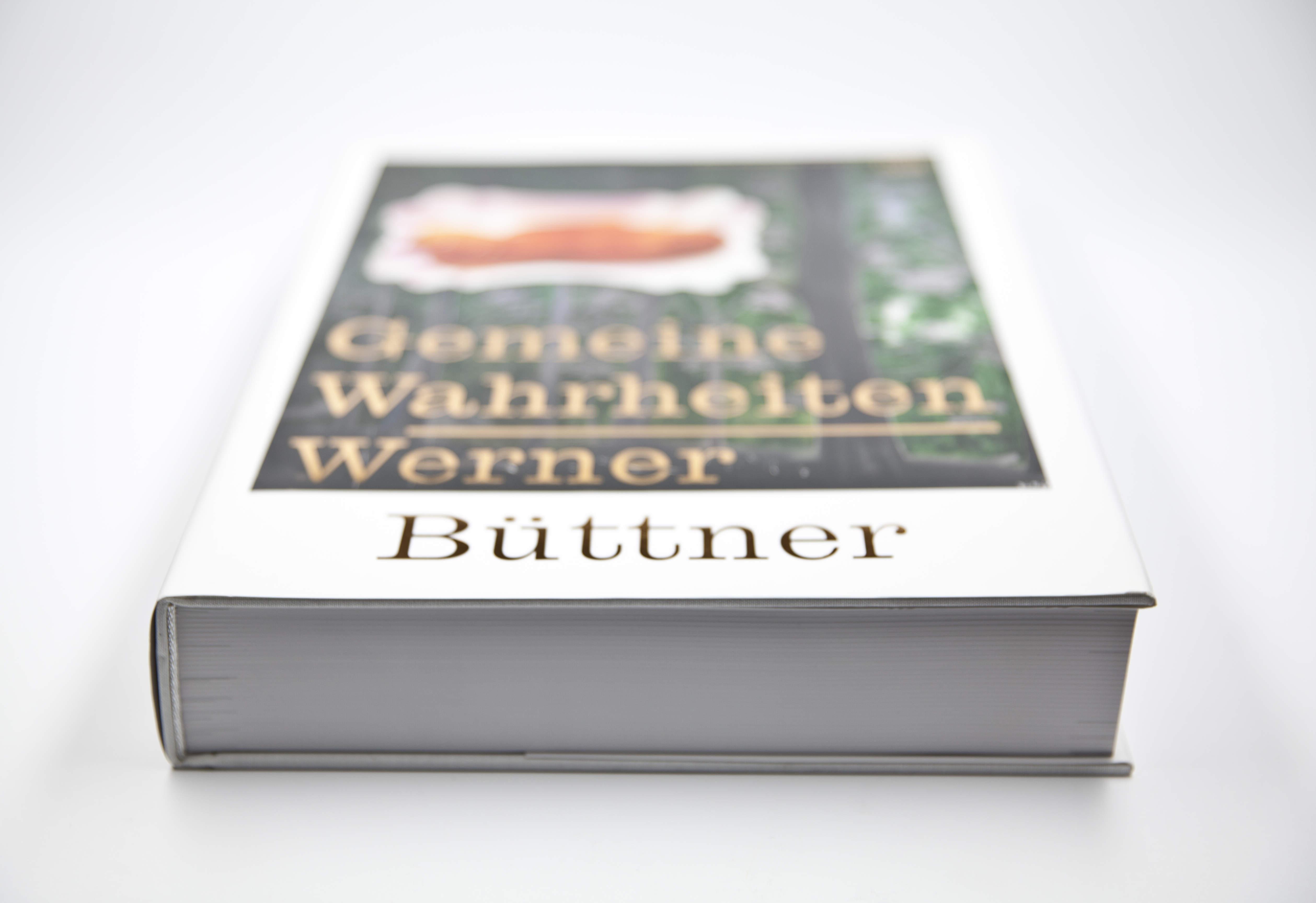 Werner Büttner: Gemeine Wahrheiten