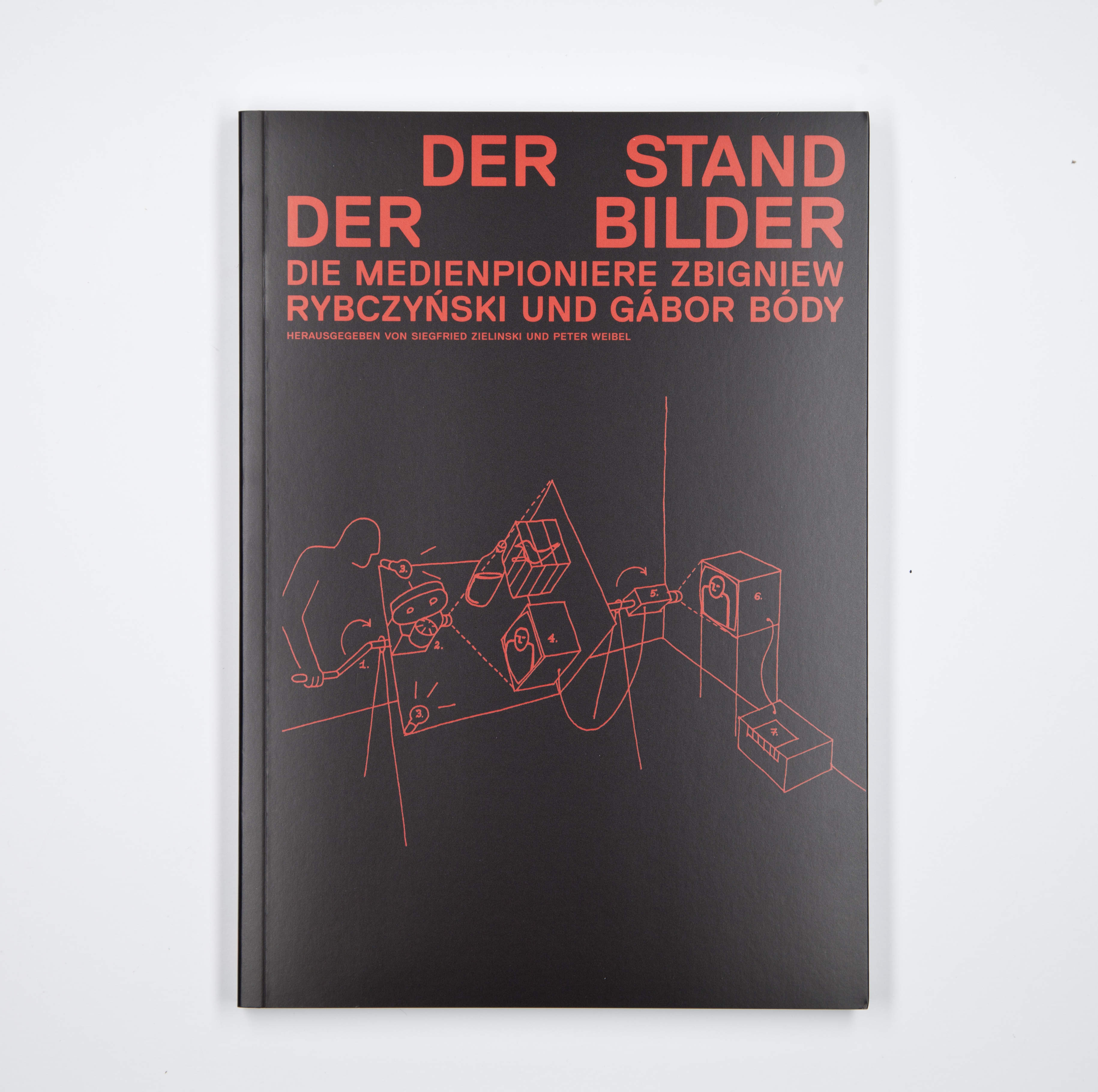 Der Stand der Bilder. Die Medienpioniere Zbigniew Rybczynski und Gábor Bódy