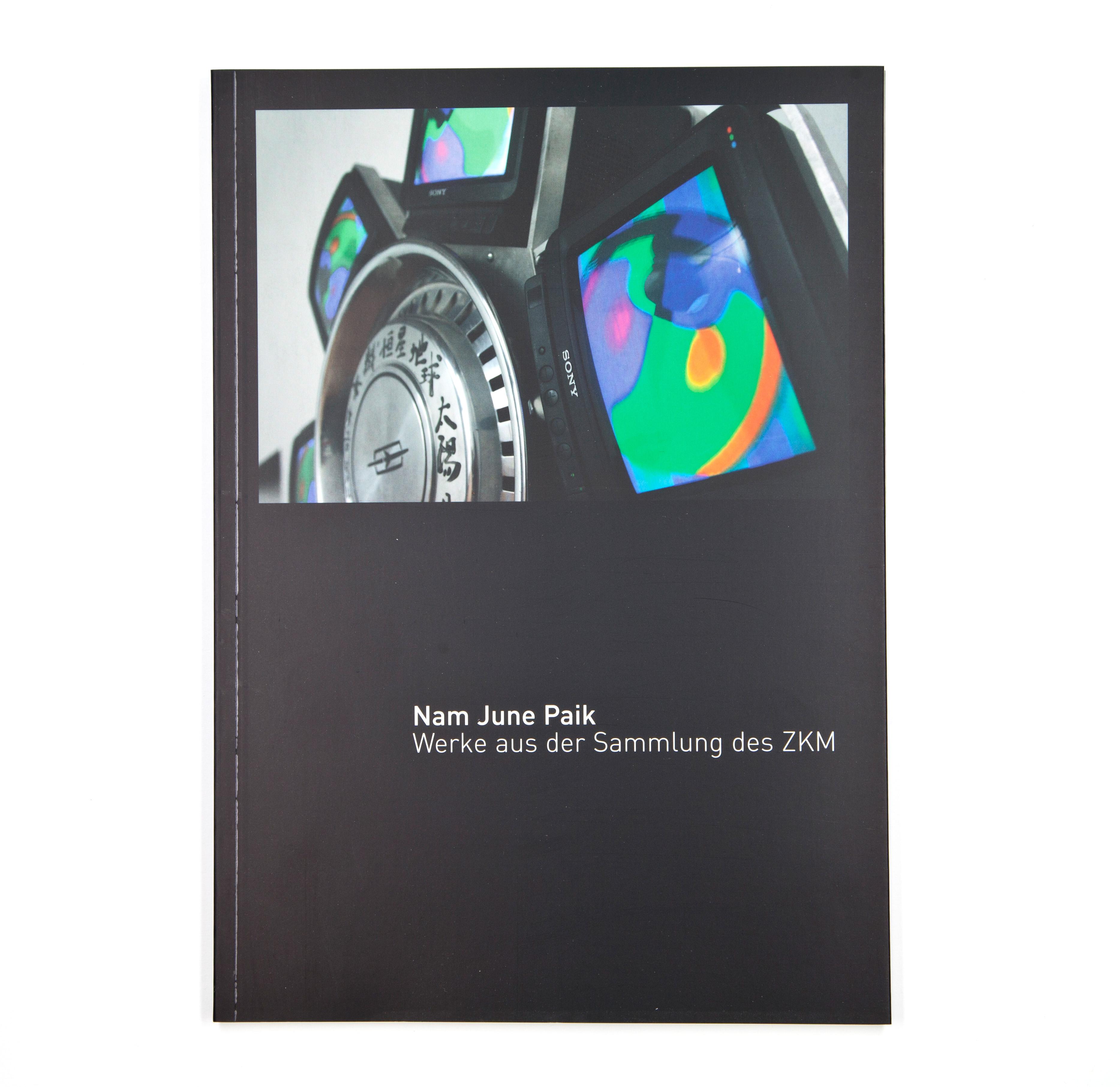Nam June Paik. Werke aus der Sammlung des ZKM