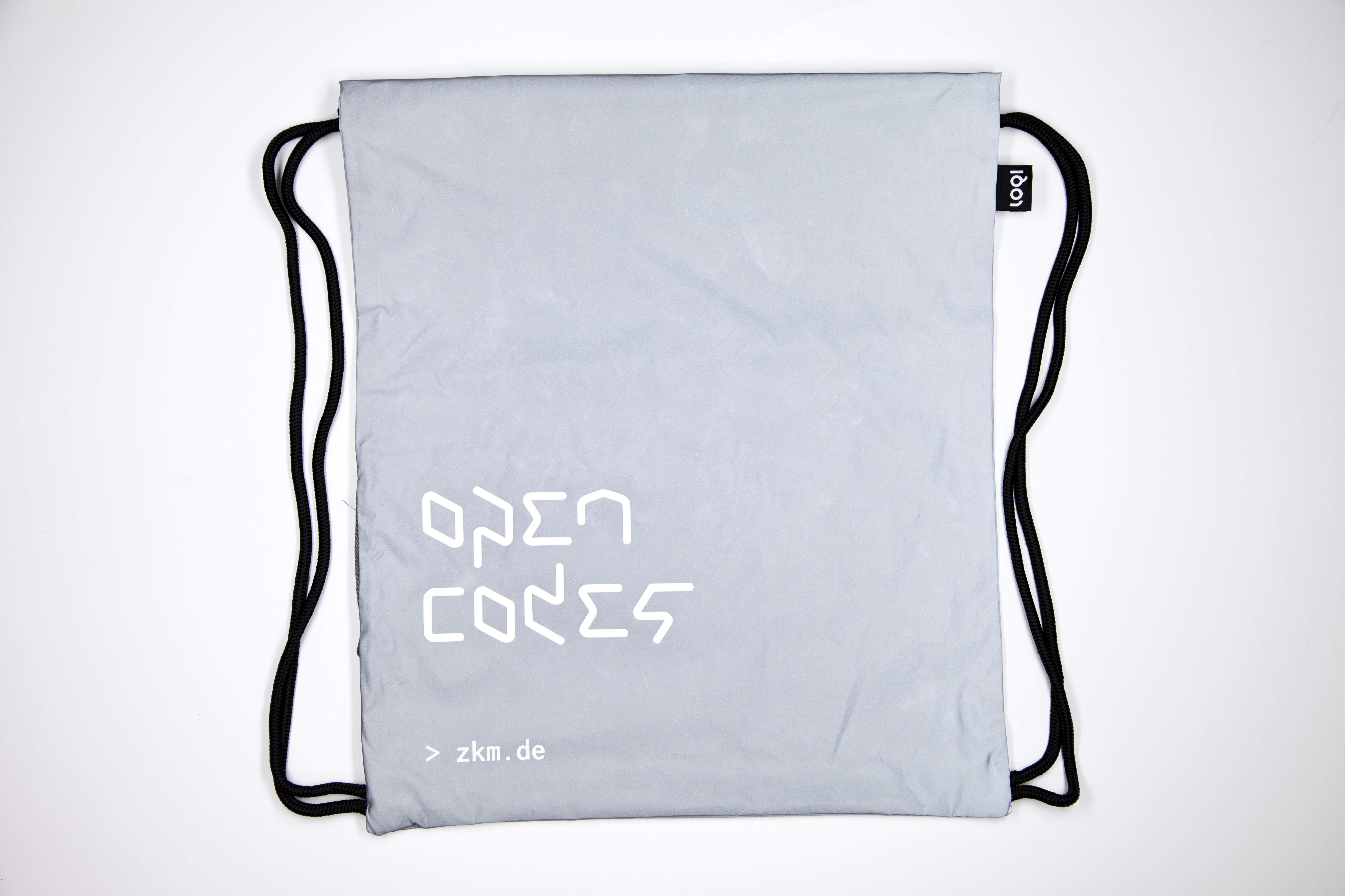 Open Codes Beutel