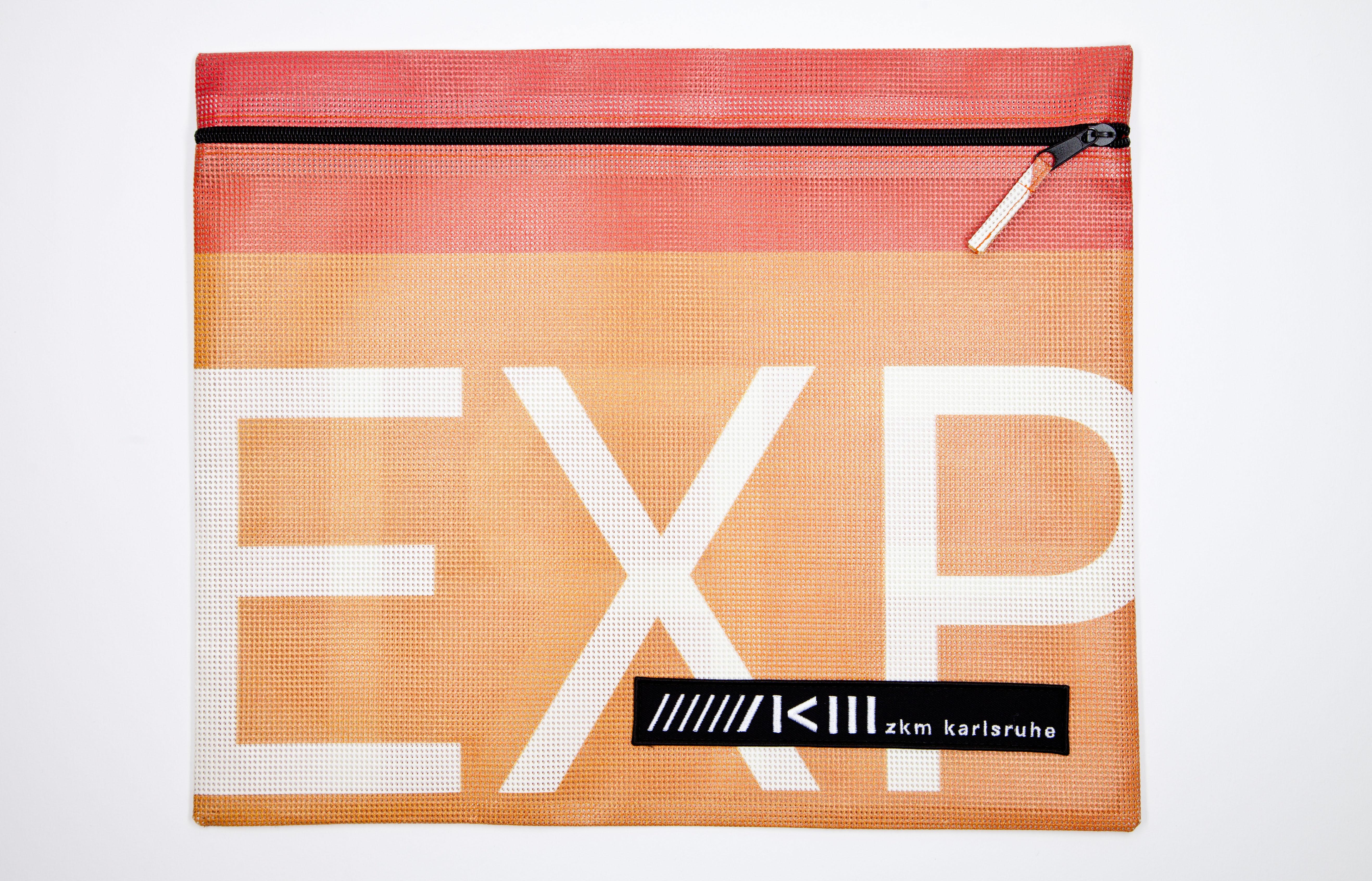 ZKM Banner Laptop-Hülle
