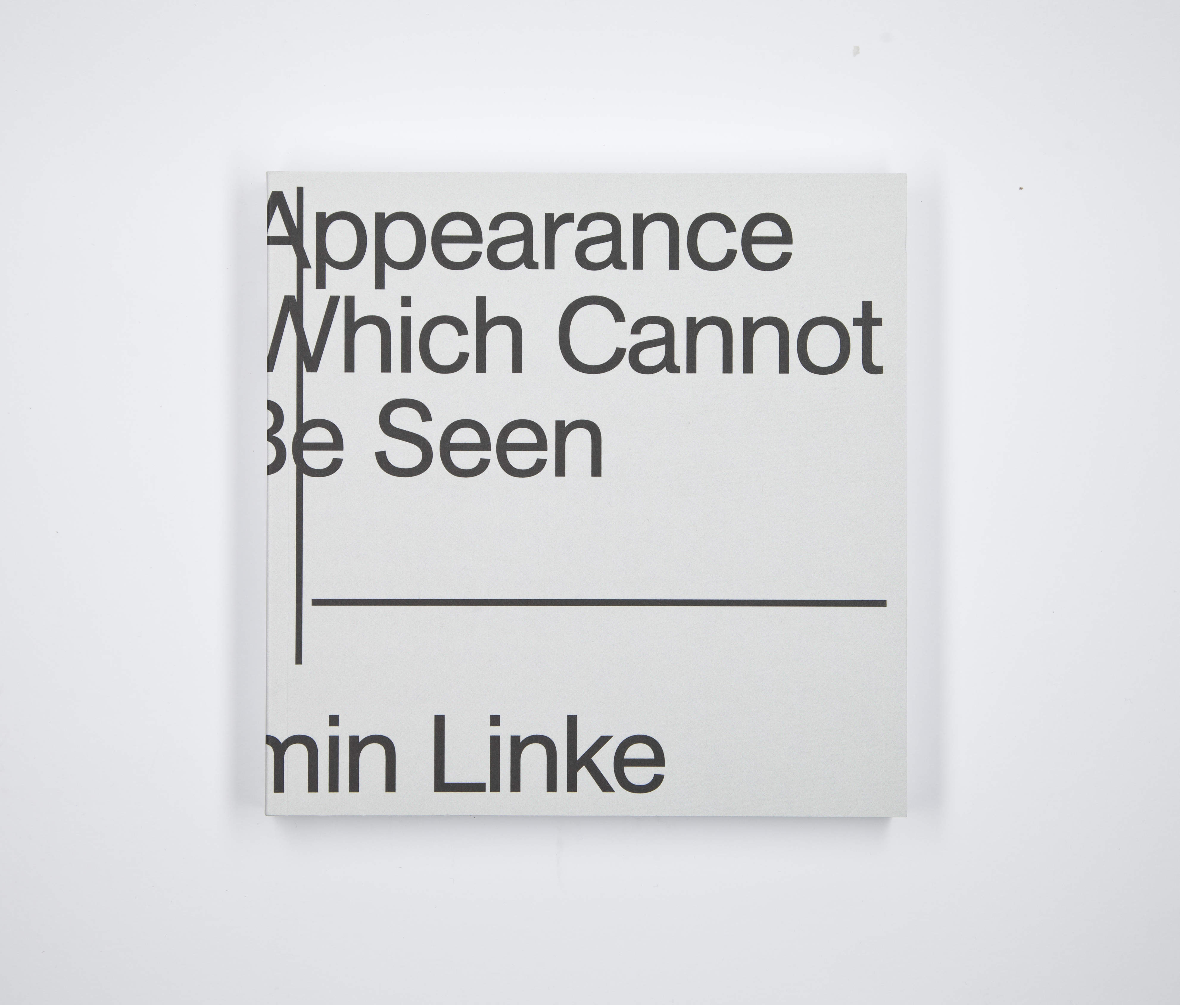 Armin Linke, The Appearance of That Which Cannot be Seen