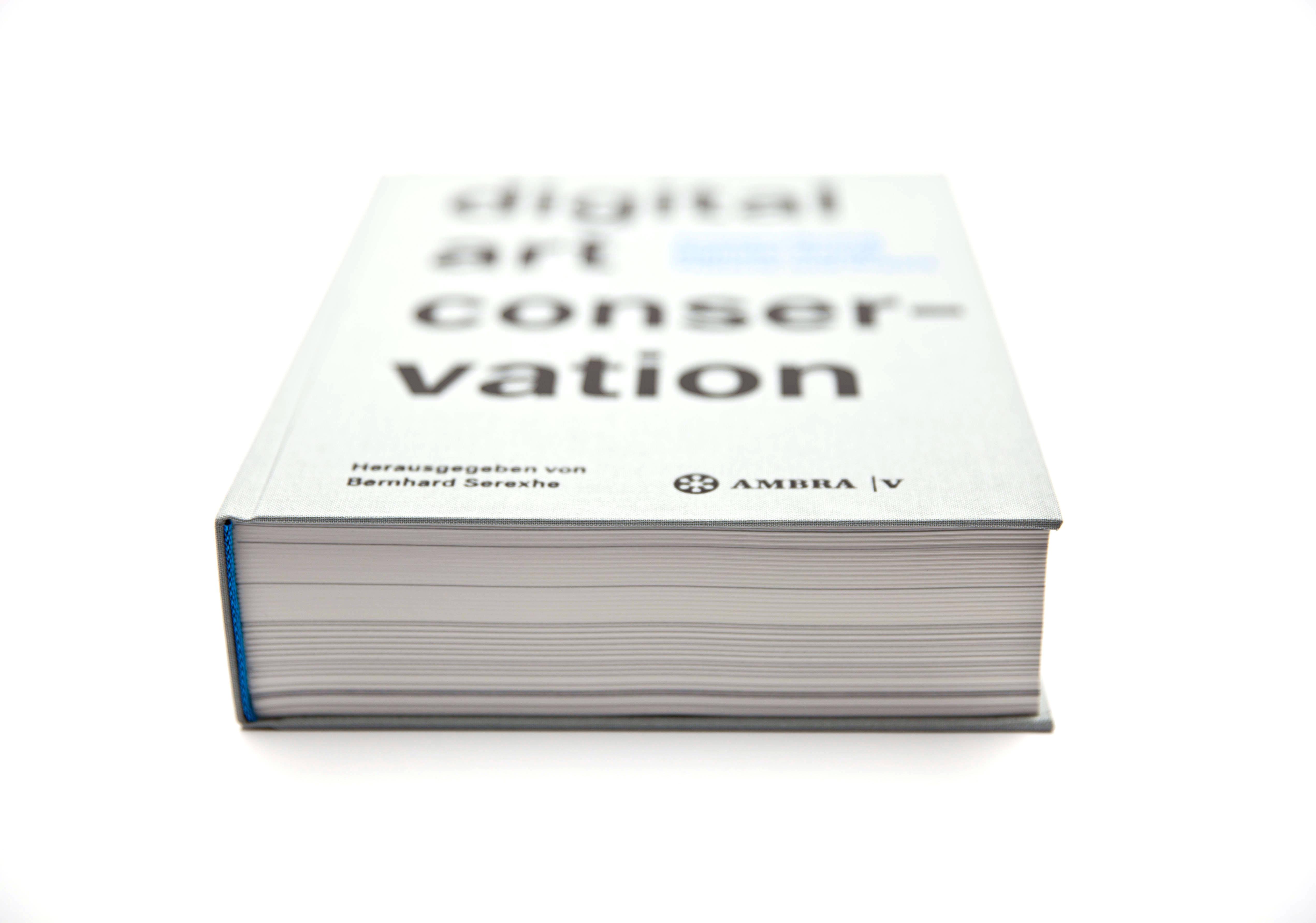Digital Art Conservation
