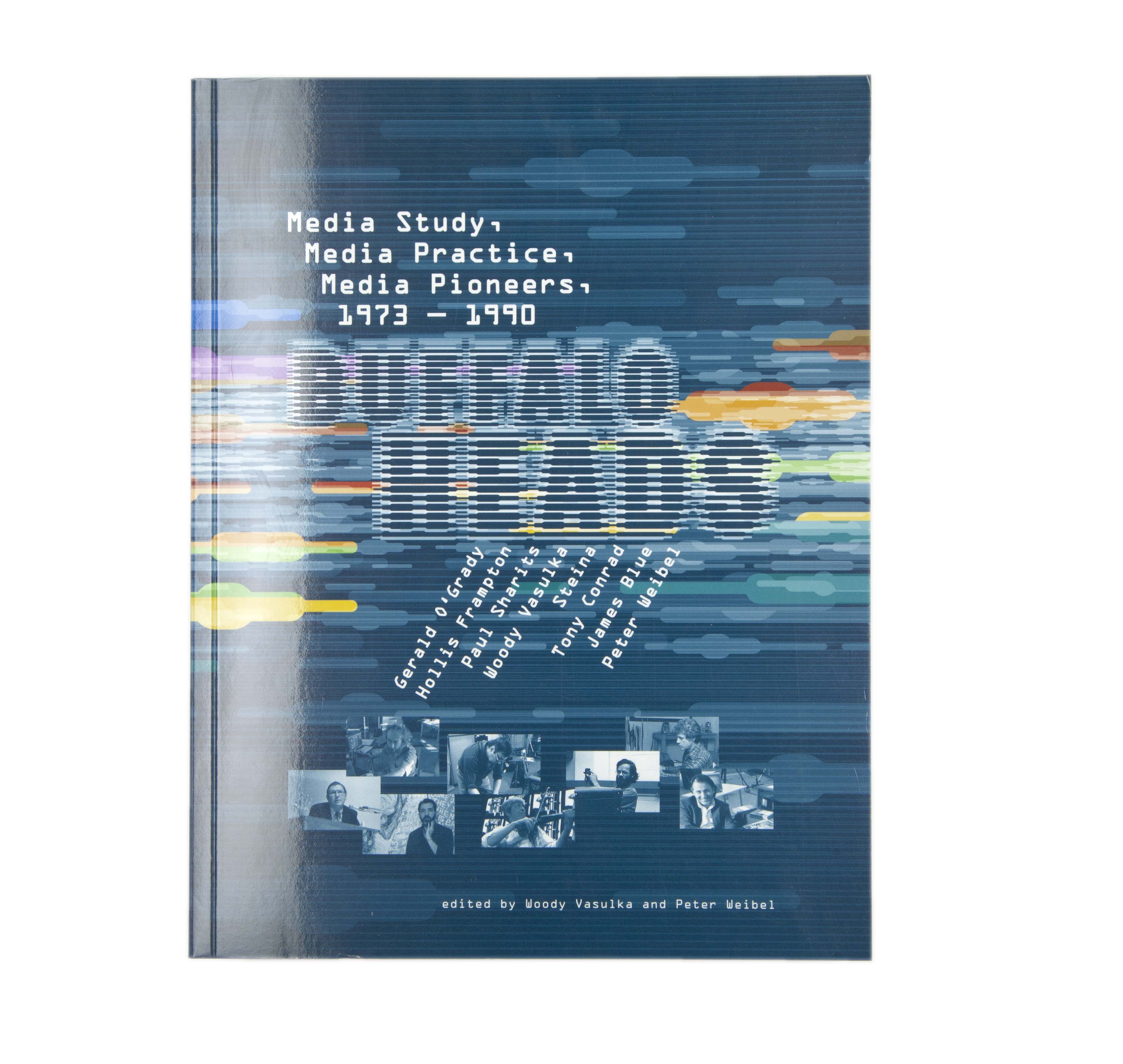Buffalo Heads. Media Study. Media Practice. Media Pioneers.