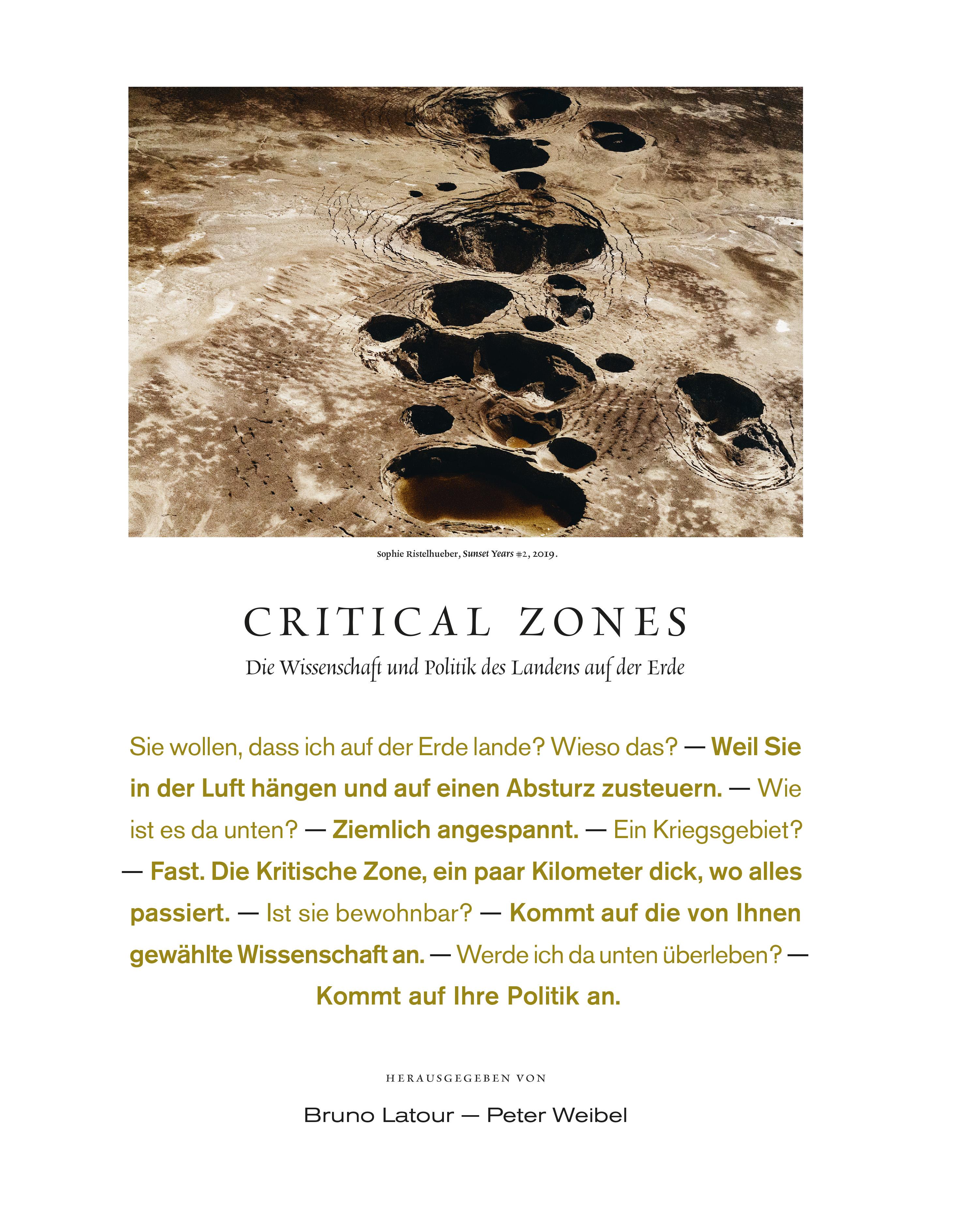 Critical Zones (deutsch)